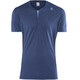 Aclima M's LightWool Henley Shirt insignia blue/blithe